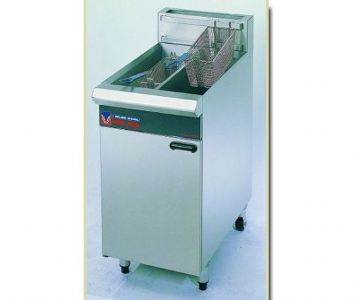 Blue Seal Evolution GT46 VEE Ray Twin Tank Gas Fryer